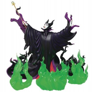 Grand Jester Sleeping Beauty Maleficent 13 inch statue - Limited 2500 pieces