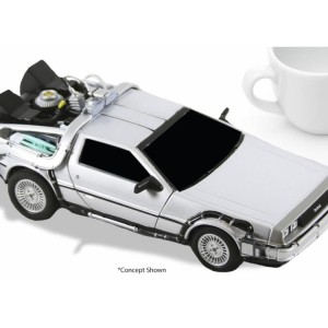 Back to the future Time Machine Diecast 6 inch
