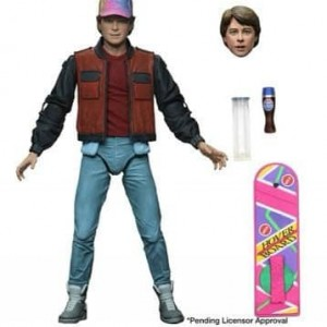 Back to the future 7 inch Ultimate Marty #2